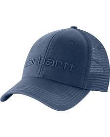 Carhartt Men's Blue Dunmore Cap