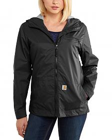 Carhartt Women's Rockford Windbreaker Waterproof Jacket