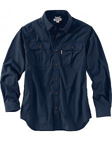 Carhartt Men's Foreman Long Sleeve Work Shirt