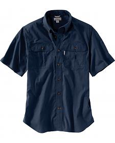 Carhartt Men's Foreman Short Sleeve Work Shirt