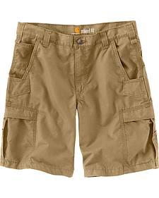 Carhartt Men's Beige Mosby Cargo Shorts