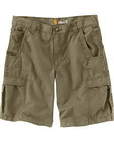 Carhartt Men's Olive Mosby Cargo Shorts
