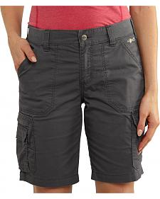 Carhartt Women's Force RuggedFlex Lakota Shorts
