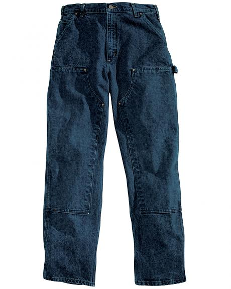 Carhartt Men's Double-Front Logger Relaxed Fit Jeans