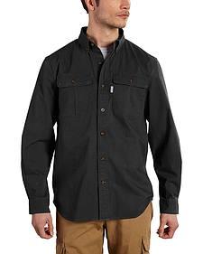 Carhartt Men's Foreman Long Sleeve Work Shirt
