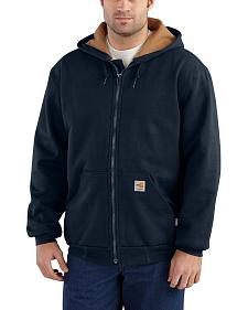 Carhartt Men's Flame Resistant Thermal Sweatshirt - Big & Tall