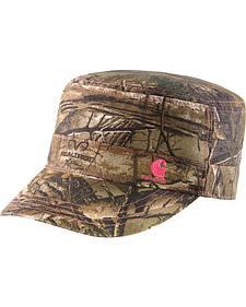 Carhartt Women's Realtree Camo Hendrie Military Cap