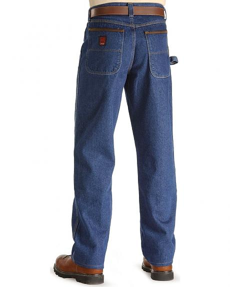 Wrangler Jeans - Riggs Workwear Relaxed Fit