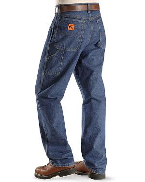 Fire-Resistant Wrangler Riggs Jeans - Carpenter Relaxed Fit