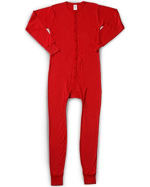 Red Long Underwear