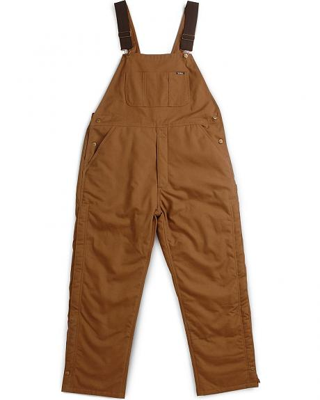 Key Industries Tuf-Nut Insulated Duck Bib Overalls