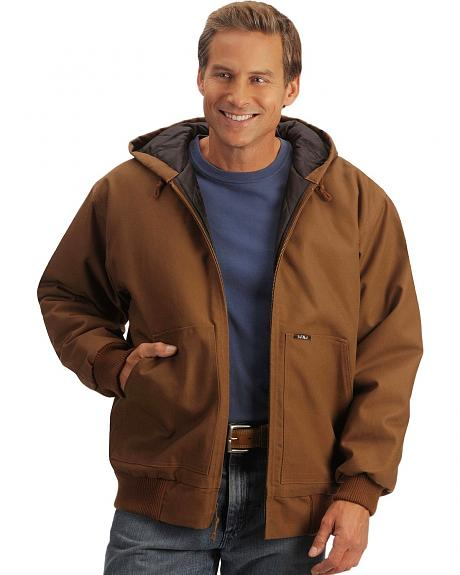 Key Industries Tuf-Nut Insulated Duck Hooded Jacket