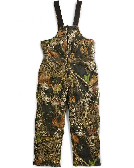 Wolf Mountain by Key Mossy Oak Camo Hunting Overalls