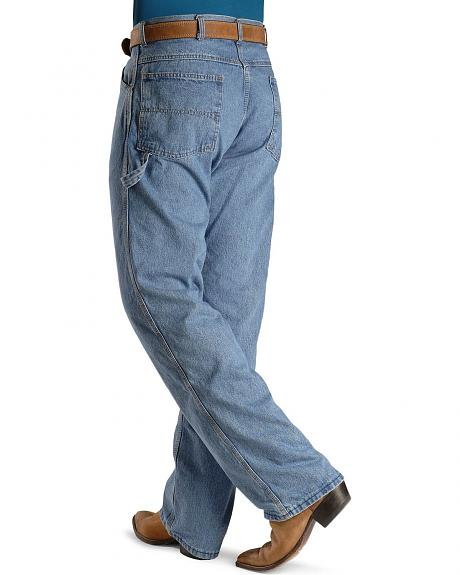 U.S.A. Made Round House Jeans - Dungaree Relaxed Fit