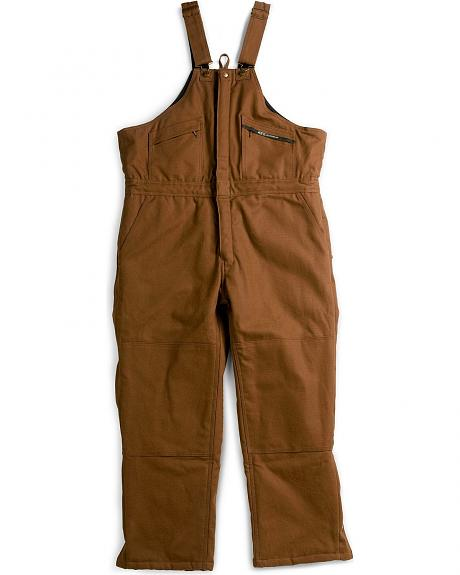 Key Industries Insulated Duck Bib Overall