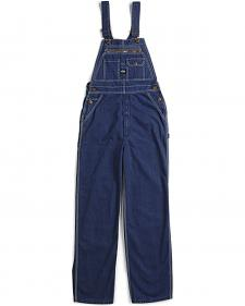 Key Industries Denim Bib Overalls