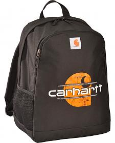 Carhartt Black Unisex Traditional Pack