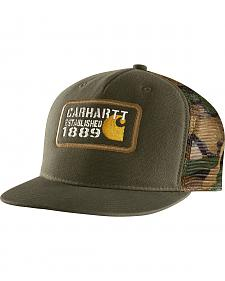 Carhartt Men's Camo Gaines Cap