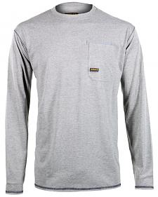 Ariat Men's Rebar Crew Long Sleeve Shirt