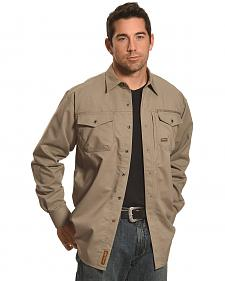 Ariat Men's Long Sleeve Work Shirt