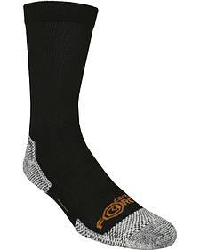 Carhartt Force� Black Work Crew Socks