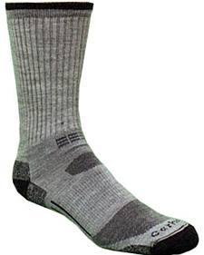 Carhartt Grey Work-Dry� All-Terrain Crew Socks