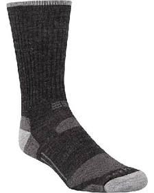 Carhartt Charcoal Work-Dry� All-Terrain Crew Socks