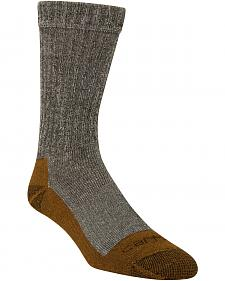 Carhartt Black Copper Technology Work Crew Socks