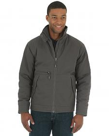 Wrangler Men's Charcoal Grey RIGGS WORKWEAR® Contractor Jacket - Big and Tall
