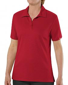 Red Kap Women's Performance Knit Flex Series Pro Polo