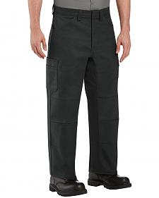 Red Kap Men's Black Performance Shop Pants