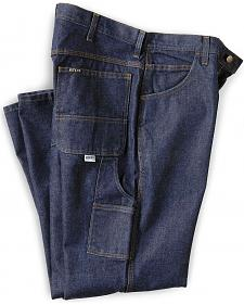 Key Industries Flame Resistant Denim Dungaree Jeans