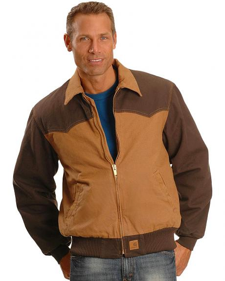 Carhartt Colorblock Sante Fe Jacket