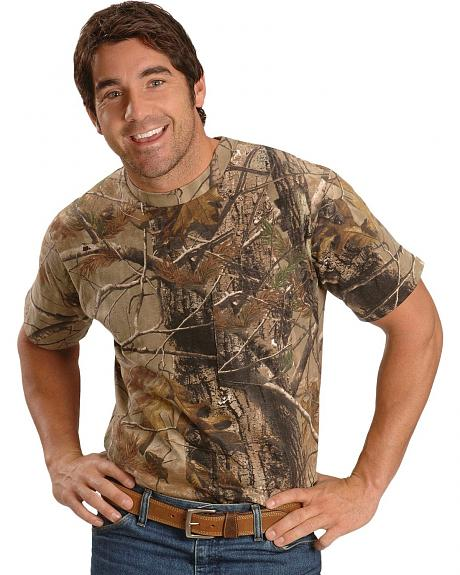Wrangler Pro Gear Camouflage T-Shirt