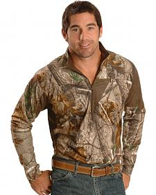 Rocky Scent IQ Performance Zip-up Shirt