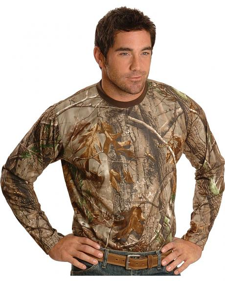 Rocky SilentHunter Long Sleeve Performance Shirt