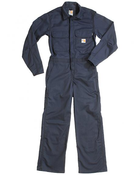 Carhartt Flame Resistant Twill Coverall