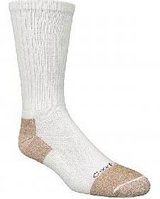 Carhartt All Season Steel Toe Cotton  Work Sock