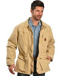 Carhartt Black Rancher Work Coat at Sheplers