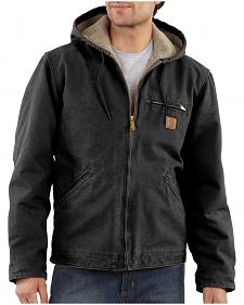 Carhartt Sierra Sherpa Lined Work Coat