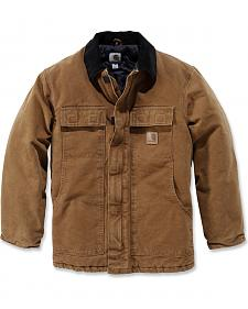 Carhartt Sandstone Traditional Work Coat