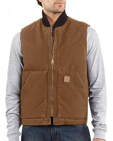 Carhartt Sandstone Work Vest