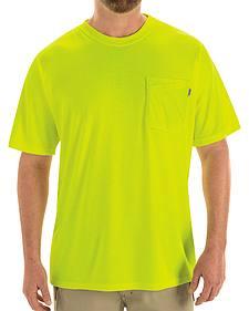 Red Kap Men's Visibility T-Shirt