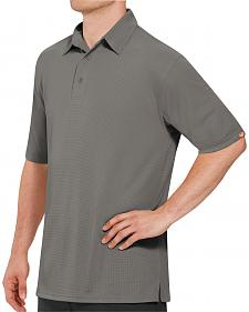Red Kap Men's Performance Knit Flex Series Polo Shirt - Big & Tall