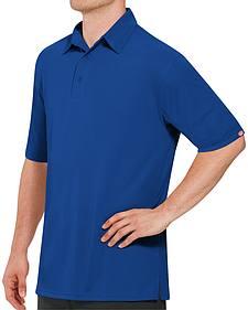 Red Kap Men's Performance Knit Flex Series Polo Shirt - Big & Tall