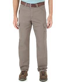 Wrangler Men's Cool Vantage Ripstop Cargo Pants