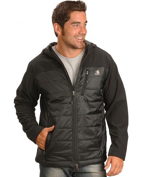 Carhartt Soft Shell Hybrid Jacket