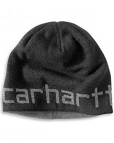 Carhartt Logo Reversible Knit Hat