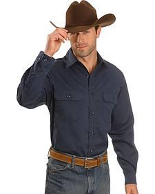 Carhartt Twill Button Work Shirt - Tall
