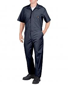 Dickies Short Sleeve Work Coveralls